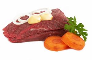 мясо для собаки