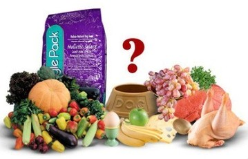 натуральные продукты или корм